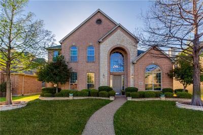 Allen Single Family Home For Sale: 2125 Arches Park Drive