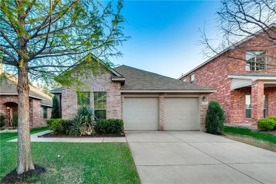 Prosper Single Family Home Active Option Contract: 5521 Crestwood Drive