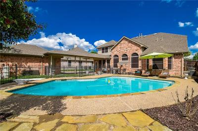 Keller Single Family Home For Sale: 1540 Briar Meadow Drive