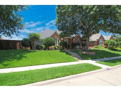 Coppell Single Family Home For Sale: 279 Tealwood Drive