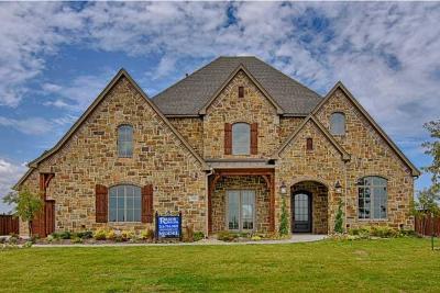 Johnson County Single Family Home For Sale: 1204 Ridge Crest Road