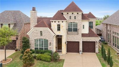 The Colony Single Family Home For Sale: 8244 Lindsay Gardens
