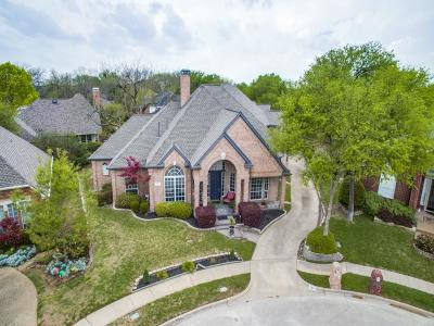 Garland Single Family Home For Sale: 7513 Briarglen Court