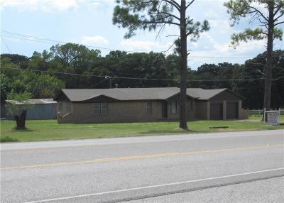 Wise County Single Family Home For Sale: 205 Highway 114 W