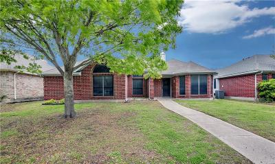 Mesquite Single Family Home For Sale: 1619 Ariel Drive