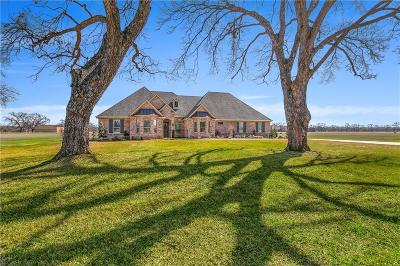 Weatherford TX Single Family Home For Sale: $699,900