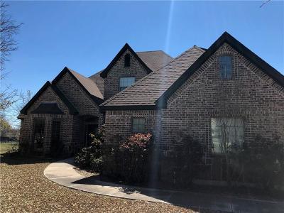 Aledo Single Family Home For Sale: 135 Crooked Stick Lane