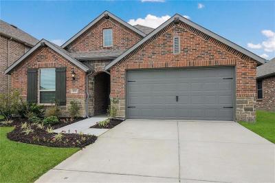 Forney Single Family Home For Sale: 1557 Kessler Drive