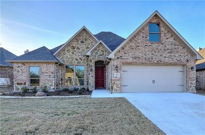 Denison Single Family Home For Sale: 3650 Rosewood Drive
