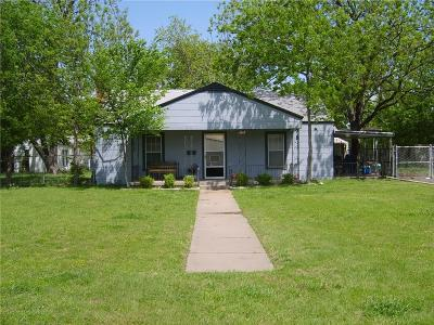 Haltom City Single Family Home For Sale: 5617 Briarcliff Road
