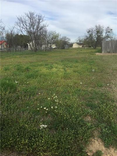 Mineral Wells Residential Lots & Land For Sale: 1303 9th Avenue