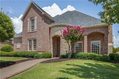 Highland Village Single Family Home For Sale: 800 Camelot Court
