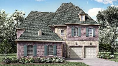 The Colony Single Family Home For Sale: 2804 Dorset