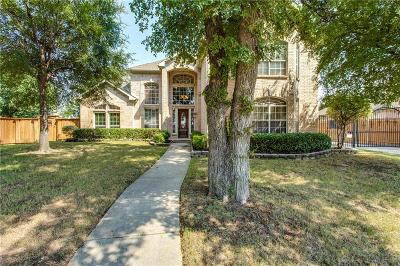 Carrollton Single Family Home For Sale: 3812 Leon Drive