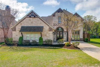 Arlington Single Family Home For Sale: 4006 W Pleasant Ridge Road