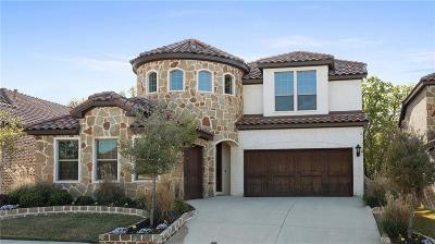 Denton Single Family Home For Sale: 3460 Tuscan Hills Circle