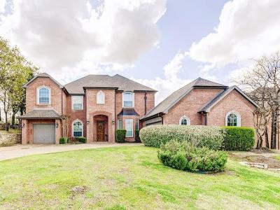 Trophy Club Single Family Home For Sale: 215 Ridge View Lane