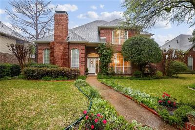 Single Family Home Active Option Contract: 4219 W Creek Drive