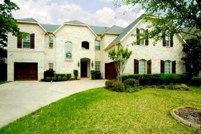 Highland Village Single Family Home For Sale: 3329 Mayfair Lane