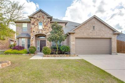 Wylie Single Family Home For Sale: 403 Fairway Bluff Drive