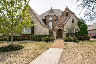 Southlake Single Family Home For Sale: 1722 Tuscan Ridge Circle