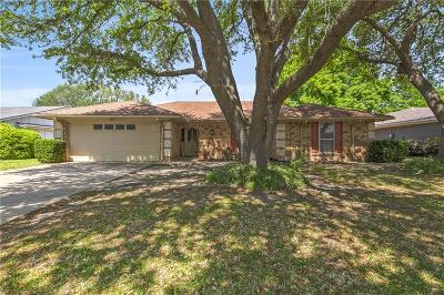 Benbrook Single Family Home For Sale: 9900 Westpark Drive