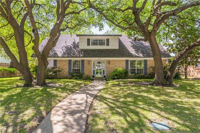 Richardson Single Family Home For Sale: 1802 Tulane Drive