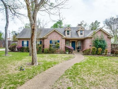 Single Family Home Active Option Contract: 9622 Galway Drive