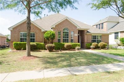 Rowlett Single Family Home For Sale: 5502 Hewitts Cove