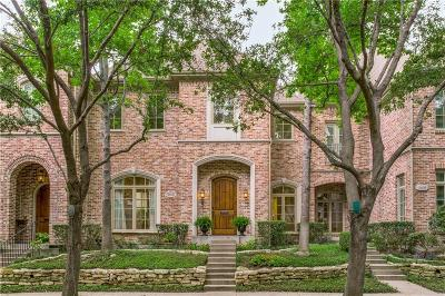 Townhouse For Sale: 4608 Gilbert Avenue