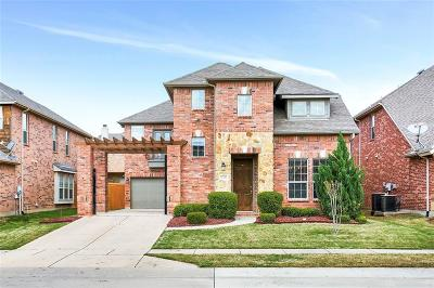 Prosper Single Family Home Active Option Contract: 16321 Dry Creek Boulevard
