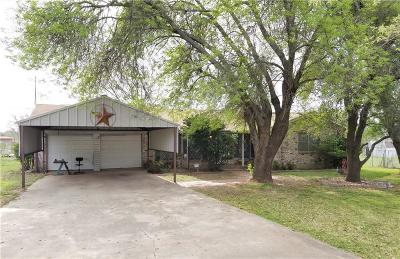 Azle Single Family Home For Sale: 301 Ash Creek Drive W