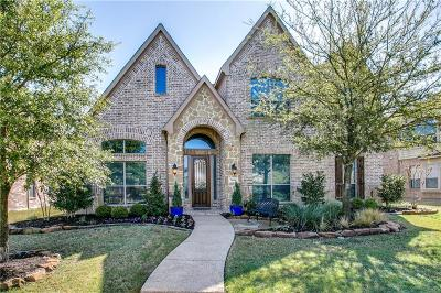 Frisco Single Family Home For Sale: 7664 Ivanhoe Drive