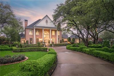 Dallas Single Family Home For Sale: 9505 Inwood Road