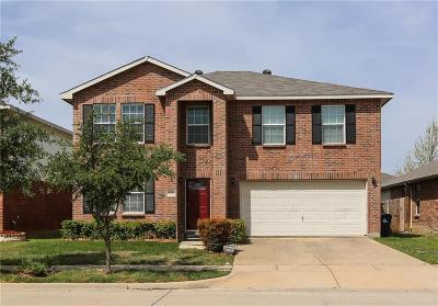 Denton Single Family Home For Sale: 5908 English Manor Road