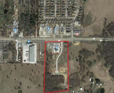 Parker County Commercial Lots & Land For Sale: 0002 E Pointe Drive