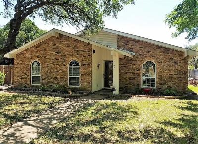 Plano Single Family Home Active Contingent: 1108 Harvest Glen Drive