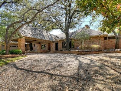 Single Family Home Active Option Contract: 17120 Club Hill Drive