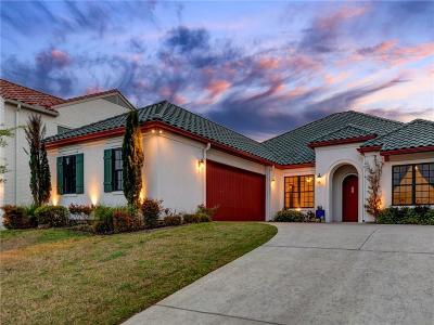 Montserrat, La Cantera Single Family Home Active Option Contract: 4632 Marbella Circle
