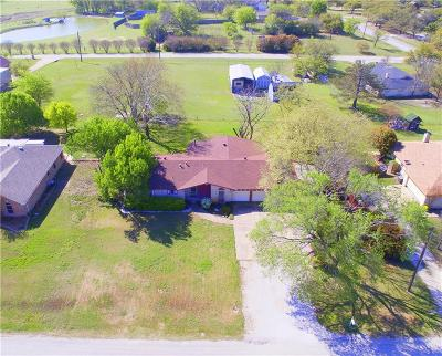Willow Park Single Family Home Active Option Contract: 104 Mesa Spring Road