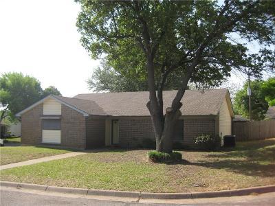 Arlington Single Family Home For Sale: 4600 Elm Tree Court