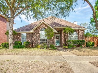 Garland Single Family Home Active Option Contract: 5438 Oakmont Lane