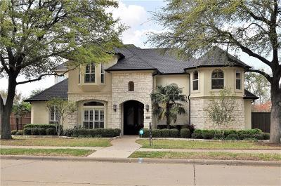 Frisco Single Family Home Active Option Contract: 6268 Orchard Park Drive