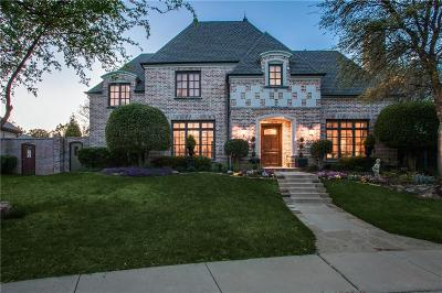 Frisco Single Family Home For Sale: 3165 Seneca Drive