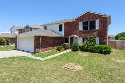 Fort Worth TX Single Family Home For Sale: $204,900