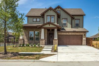 Fort Worth Single Family Home For Sale: 13601 Leatherstem Lane