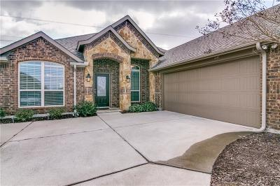 Royse City Single Family Home Active Option Contract: 1125 Hidden Creek Drive