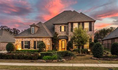 Southlake Single Family Home Active Kick Out: 2205 Cotswold Valley Court