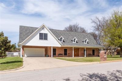 Single Family Home For Sale: 6220 Canyon Trail