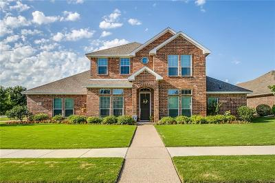 Benbrook Single Family Home For Sale: 10819 Golfview Way